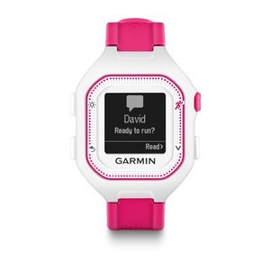 Garmin Forerunner 25 Small White/Pink